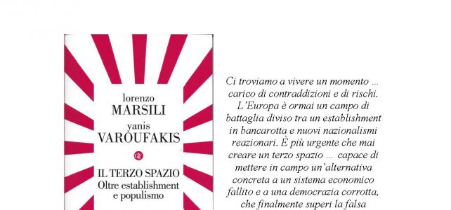 "Il terzo spazio-Incontro con Lorenzo Marsili <span class=""dashicons dashicons-calendar""></span>"