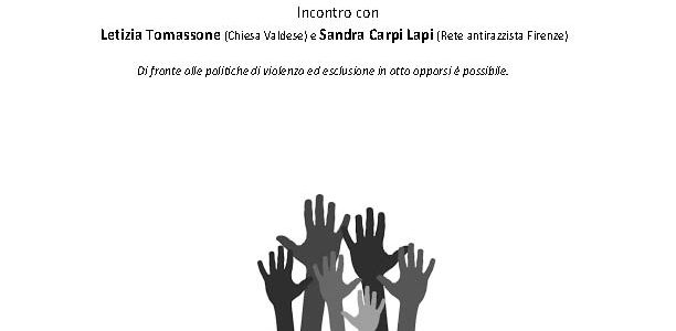 "Emigrazione e diritti umani <span class=""dashicons dashicons-calendar""></span>"