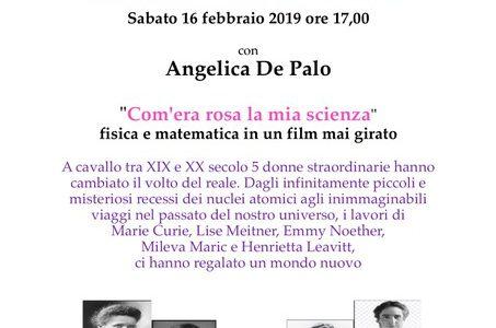 """Angelica De Palo <span class=""""dashicons dashicons-calendar""""></span>"""
