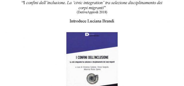 "Incontro con Maurizia Russo Spena <span class=""dashicons dashicons-calendar""></span>"
