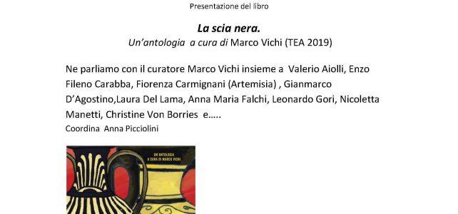 """La scia nera-Antologia a cura di Marco Vichi <span class=""""dashicons dashicons-calendar""""></span>"""