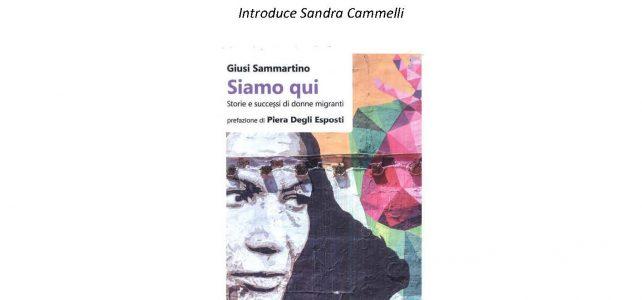 """Incontro con Charito Basa e Giusi Sammartino <span class=""""dashicons dashicons-calendar""""></span>"""