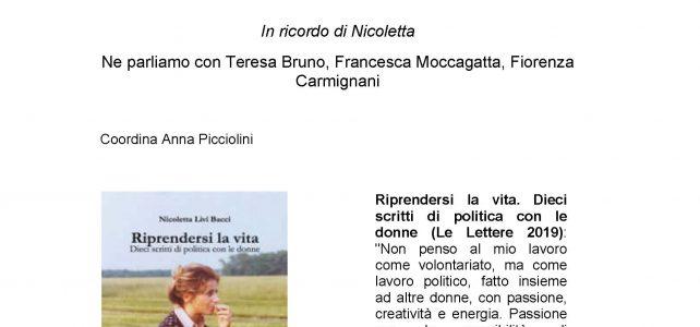 "In ricordo di Nicoletta <span class=""dashicons dashicons-calendar""></span>"