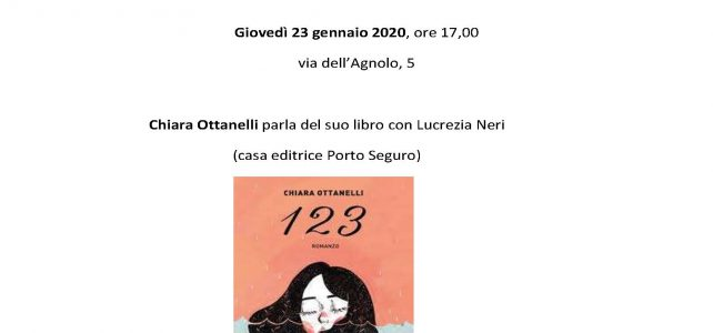"123 di Chiara Ottanelli <span class=""dashicons dashicons-calendar""></span>"
