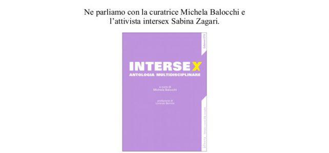 """Intersex. Antologia Multidisciplinare <span class=""""dashicons dashicons-calendar""""></span>"""